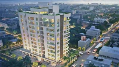 Gallery Cover Image of 960 Sq.ft 3 BHK Apartment for buy in Orbit Cosmos, Tollygunge for 8320000