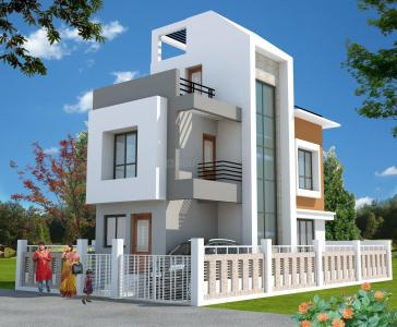 Gallery Cover Image of 1872 Sq.ft 4 BHK Villa for buy in Bloomsbury Convicity Villas, Bantala for 8000000