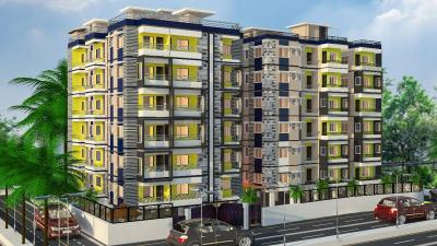 Gallery Cover Image of 1000 Sq.ft 1 BHK Independent House for rent in Vishwakarma Siddhi Residency, Kaliganj for 5500