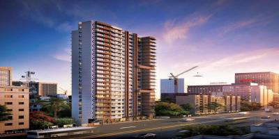 Gallery Cover Image of 600 Sq.ft 1 BHK Apartment for buy in Vaibhavlaxmi Templum Heights, Vikhroli East for 7600000