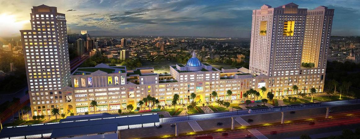 Gallery Cover Pic of Blue Sqaure Spectrum At Metro Phase 1