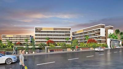 Gallery Cover Image of 650 Sq.ft 1 BHK Apartment for buy in Mahaavir Majesty, Taloja for 3300000