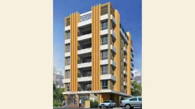 Gallery Cover Image of 517 Sq.ft 1 BHK Apartment for buy in RDB VIP Enclave, Baguiati for 2275000