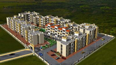 Gallery Cover Image of 600 Sq.ft 1 BHK Apartment for buy in Vardhaman Shrusti, Bachu Bhai Dube Industrial Estate for 2000000