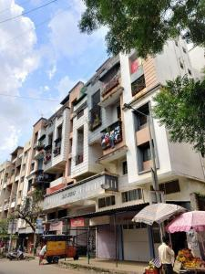 Gallery Cover Image of 580 Sq.ft 1 BHK Apartment for buy in Sai kunj, Kasarwadi for 3200000
