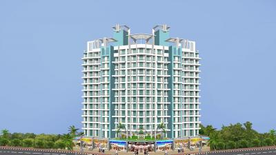 Gallery Cover Image of 730 Sq.ft 1 BHK Apartment for buy in Sanghvi Arham Arcade, Belapur CBD for 7800000