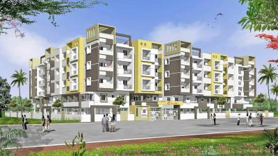 Gallery Cover Image of 1520 Sq.ft 3 BHK Apartment for rent in Eternity, Krishnarajapura for 22000