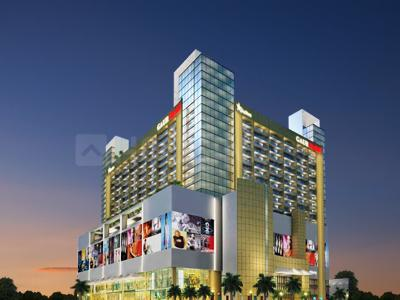 Gallery Cover Image of 576 Sq.ft 1 BHK Apartment for buy in Gaursons Hi Tech Gaur Suites, Noida Extension for 2400000
