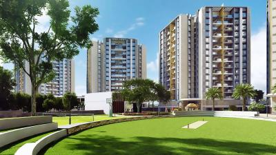 Gallery Cover Image of 1388 Sq.ft 3 BHK Apartment for rent in Kohinoor Tinsel Town Phase II, Hinjewadi for 20000