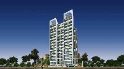 Gallery Cover Image of 1500 Sq.ft 3 BHK Apartment for rent in Tricity Pristine, Kharghar for 30000
