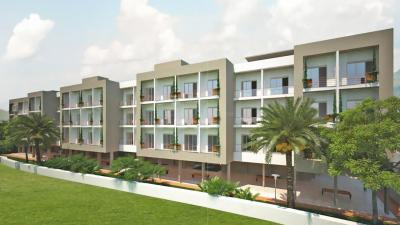 Gallery Cover Image of 632 Sq.ft 1 BHK Apartment for buy in CJ Kalpavriksha, Hedutane for 2750000