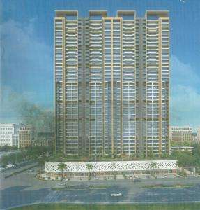 Gallery Cover Image of 1400 Sq.ft 2 BHK Apartment for buy in Satyam Imperial Heights, Ghansoli for 20000000