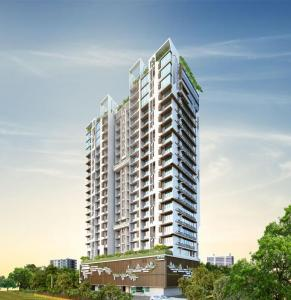 Project Image of 1200 Sq.ft 3 BHK Apartment for buyin Mahim for 53000000