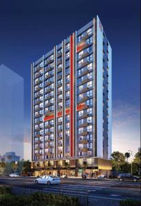 Gallery Cover Image of 550 Sq.ft 1 BHK Apartment for buy in Platinum Casa Millennia, Andheri West for 15700000