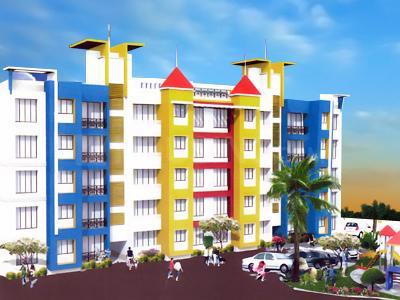 Om Shri Arham Shrusti Residency