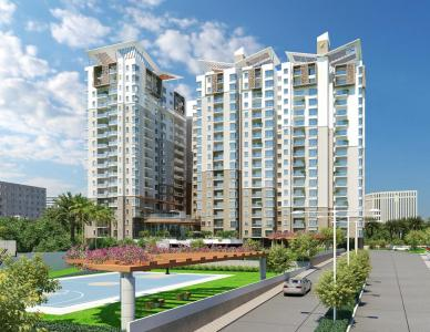 Gallery Cover Image of 1658 Sq.ft 3 BHK Apartment for rent in Ahad Opus, Chikkakannalli for 35000