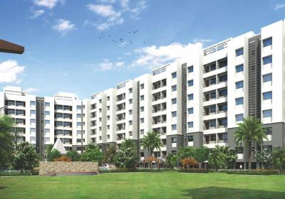 Gallery Cover Image of 968 Sq.ft 2 BHK Apartment for rent in Namrata Group Eco City, Talegaon Dabhade for 8500