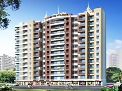 Gallery Cover Image of 550 Sq.ft 1 BHK Apartment for rent in Adiraj Status, Nalasopara West for 5500