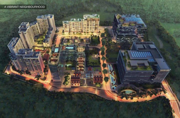 Gallery Cover Pic of Godrej The Trees Origins