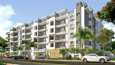 Gallery Cover Image of 1500 Sq.ft 4 BHK Independent House for buy in Habitat Irenic, Choodasandra for 5000000
