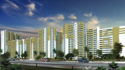 Gallery Cover Image of 950 Sq.ft 2 BHK Apartment for rent in  Panchtatva Phase 1, Noida Extension for 8000