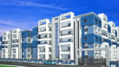 Gallery Cover Image of 1089 Sq.ft 2 BHK Apartment for rent in Sri Sai Supreme, Gottigere for 15000