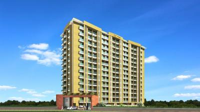 Gallery Cover Image of 650 Sq.ft 1 BHK Apartment for buy in Arkade Art, Mira Road East for 6200000