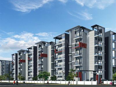 Gallery Cover Image of 431 Sq.ft 1 BHK Apartment for buy in Orchid, Alandi for 2400000