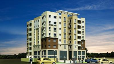 Gallery Cover Image of 1028 Sq.ft 2 BHK Apartment for rent in Somani Moonlit Heights, Rajpur Sonarpur for 15000