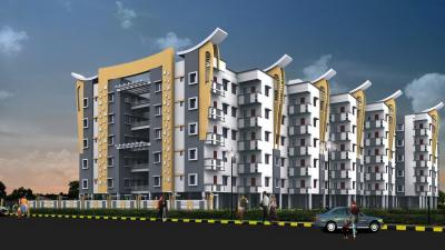 Gallery Cover Image of 1475 Sq.ft 3 BHK Apartment for rent in Modi Mayflower Heights, Mallapur for 25000