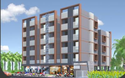 Gallery Cover Image of 1026 Sq.ft 2 BHK Apartment for buy in Anant Ananta Elegance, Sola Village for 5000000