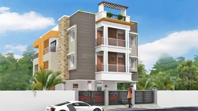 Gallery Cover Image of 1200 Sq.ft 3 BHK Apartment for rent in  Thoraipakkam, Thoraipakkam for 24000