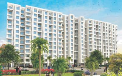 Gallery Cover Pic of Maloji Manjri Green Woods Phase 2 H1 Building