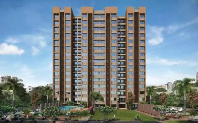 Gallery Cover Image of 860 Sq.ft 3 BHK Apartment for buy in Shivalik Sharda Park View, Shela for 6200000