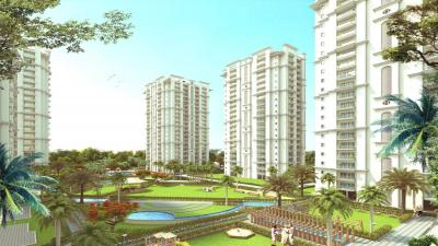 Gallery Cover Image of 1500 Sq.ft 3 BHK Apartment for rent in Antriksh Galaxy, Bharthal for 50000