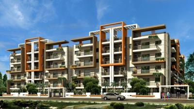 Gallery Cover Image of 1455 Sq.ft 3 BHK Apartment for buy in SVS Windgates, Hennur for 7100000