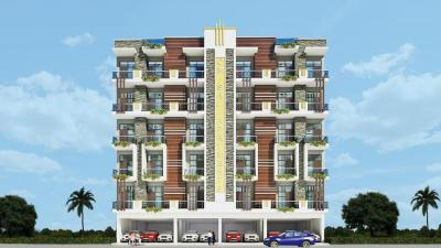 Gallery Cover Image of 550 Sq.ft 1 BHK Apartment for rent in Om Sai Apartment, sector 73 for 7000