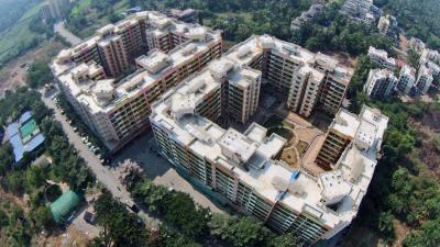 Gallery Cover Image of 401 Sq.ft 1 BHK Apartment for buy in Mayfair Virar Gardens, Virar West for 3550000