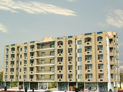 Gallery Cover Image of 1145 Sq.ft 2 BHK Apartment for buy in Astha Nagar, Gwarighat for 3000000