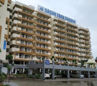 Gallery Cover Image of 410 Sq.ft Studio Apartment for buy in Sagar Eden Garden, Baghmugalia for 700000