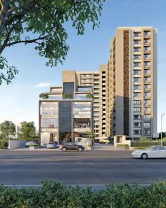 Gallery Cover Image of 2232 Sq.ft 3 BHK Apartment for buy in Karmyog Heights, University Area for 15624000