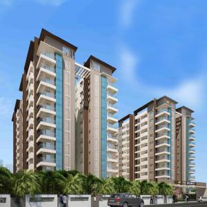 Gallery Cover Image of 1550 Sq.ft 3 BHK Apartment for buy in Ambiant The Infiniti, Uttarahalli Hobli for 10500000