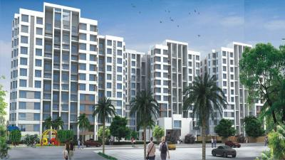Gallery Cover Image of 963 Sq.ft 2 BHK Apartment for buy in Pankaj Aasmaan Phase I, Lohegaon for 4500000