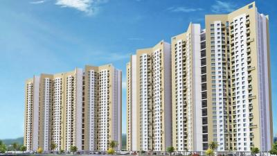 Gallery Cover Image of 910 Sq.ft 2 BHK Apartment for rent in Puraniks Builders City Reserva Phase 1, Kasarvadavali, Thane West for 20000