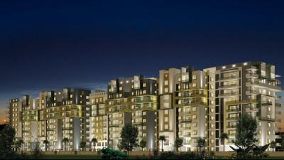 Gallery Cover Image of 1442 Sq.ft 3 BHK Apartment for buy in Madhavaram Brindavan Palms, Rayasandra for 7500000