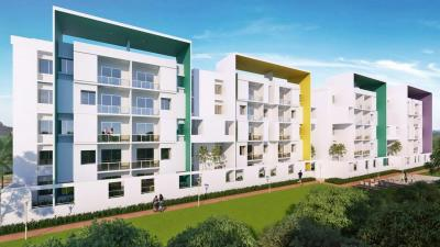 Gallery Cover Image of 1380 Sq.ft 3 BHK Apartment for buy in Zonasha Vista, Harlur for 11100000