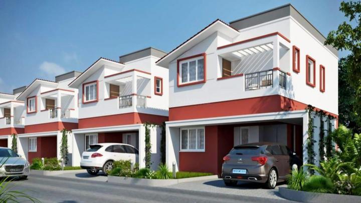 Gallery Cover Pic of Shriram Santrupthi Independent Villas