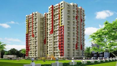 Gallery Cover Image of 735 Sq.ft 1 BHK Apartment for rent in Raj Vaibhav NX, Navapada for 10500