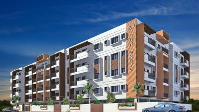 Gallery Cover Image of 1288 Sq.ft 3 BHK Apartment for rent in SLV SunGrove, Krishnarajapura for 15000