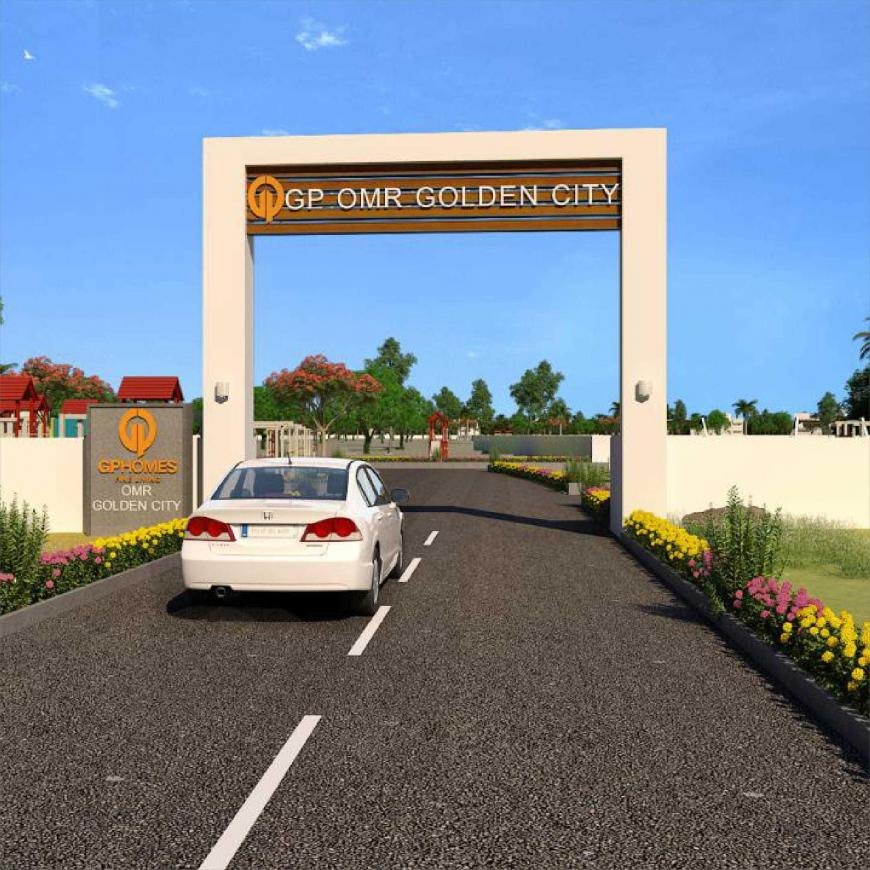 Gallery Cover Pic of GP OMR Golden City